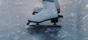 Die ersten Schritte auf dem Eis