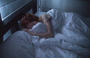 Feiner Stoff sorgt für angenehmen Schlafkomfort