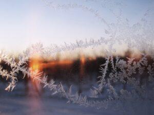 Schutz vor Frost durch Wärmemittel
