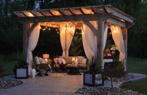 Read more about the article Campingatmosphäre im eigenen Garten